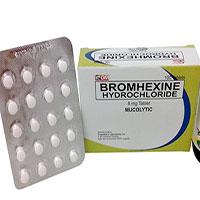 Bromhexine là thuốc gì?