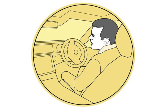 Cấp độ 3: Xe đảm nhận nhiều chức năng an toàn