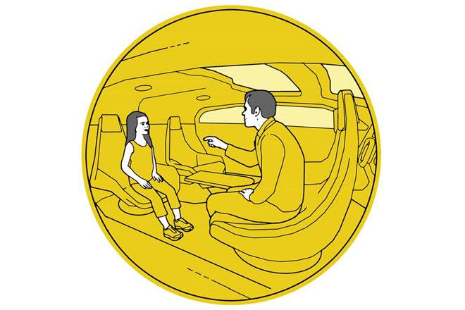 Cấp độ 5: Tự lái hoàn toàn, bất cứ đâu