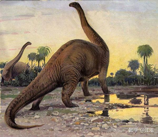 Màu sắc của những con khủng long trong phim chỉ là suy đoán và tưởng tượng.