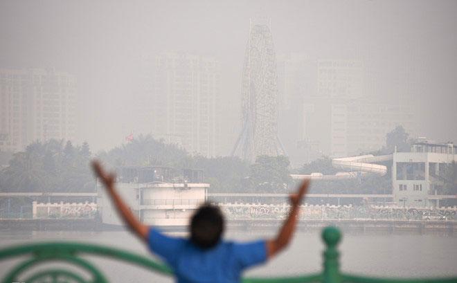 Tổng cục Môi trường cho biết ô nhiễm không khí diễn ra chủ yếu trong khoảng thời gian 0-6h
