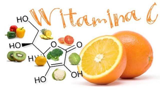 Vitamin C (Axit ascorbic) có tác dụng quan trọng đối với xương và mô liên kết, cơ bắp và các mạch máu.