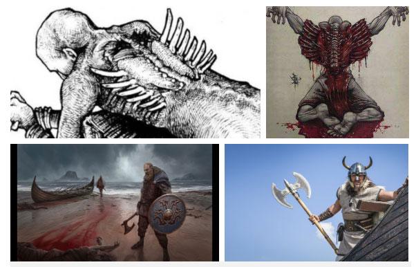 Người Viking và nghi thức Blood Eagle trong truyền thuyết