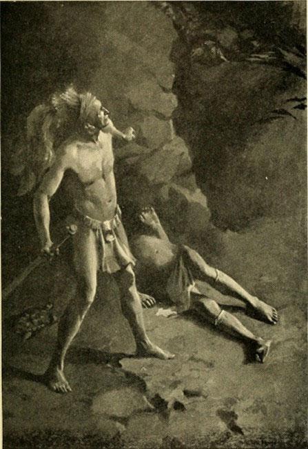 Cuộc đụng độ của người Maya cổ với loài dơi khổng lồ.
