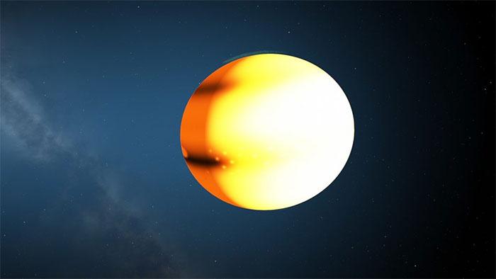 Hành tinh khí khổng lồ mới NGTS-10.