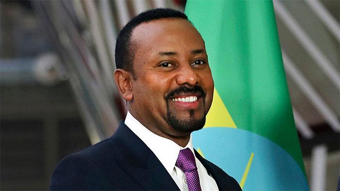 Thủ tướng Ethiopia Abiy Ahmed.