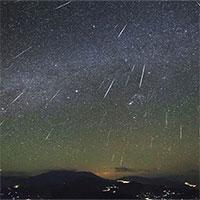 Mưa sao băng Orionids 2019 – thời gian và cách ngắm