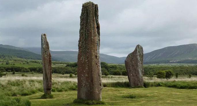 """Arran là hòn đảo xinh đẹp, thưa dân của xứ Scotland, được mệnh danh là """"thiên đường địa chất"""""""