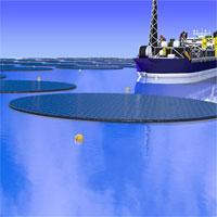 """Công nghệ mới: """"Đảo năng lượng Mặt Trời"""" vừa hút CO2, vừa tạo ra methanol để làm nhiên liệu"""