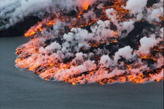 Núi lửa Bardarbunga