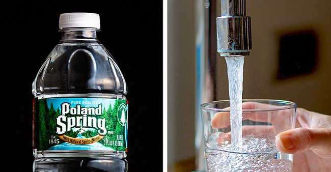 Sự thật về nước đóng chai có thể bạn chưa biết