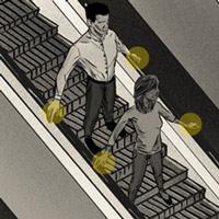 Đọc xong hướng dẫn sử dụng mới biết đa số chúng ta đã đi thang cuốn sai cách