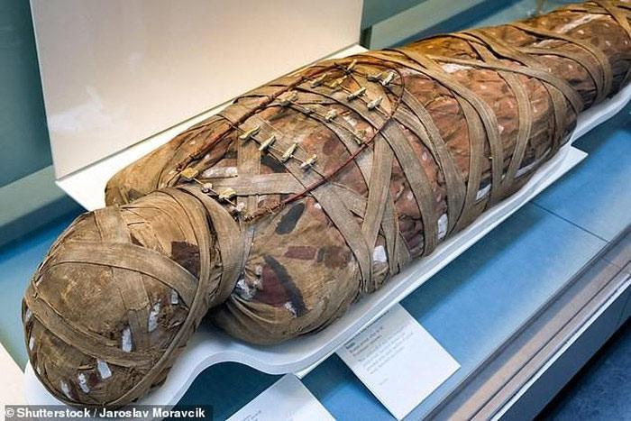 Xác ướp 4000 tuổi
