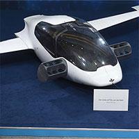 Mẫu taxi máy bay đầu tiên trên thế giới đạt vận tốc 100km/h