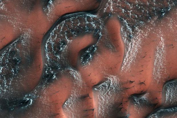 Mùa xuân trên sao Hỏa