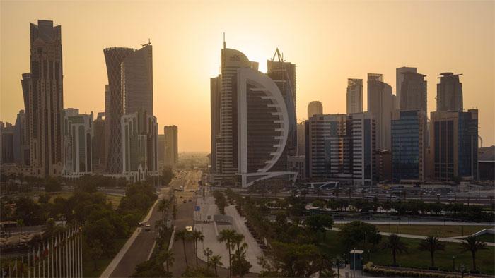 Qatar là một trong những nơi nóng nhất thế giới.