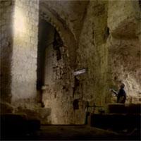 Đường hầm bí mật dùng để vận chuyển vàng 800 năm trước