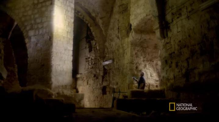 Phát hiện mới hé lộ cách hiệp sĩ Đền Thánh vận chuyển vàng đến Tháp Kho Báu.