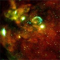 Hé lộ những hình ảnh về vũ trụ bí ẩn tuyệt đẹp từ kính viễn vọng Đức