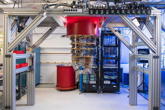 Với Sycamore, máy tính lượng tử của Google có thể giải được bài toán khó trong 200 giây.