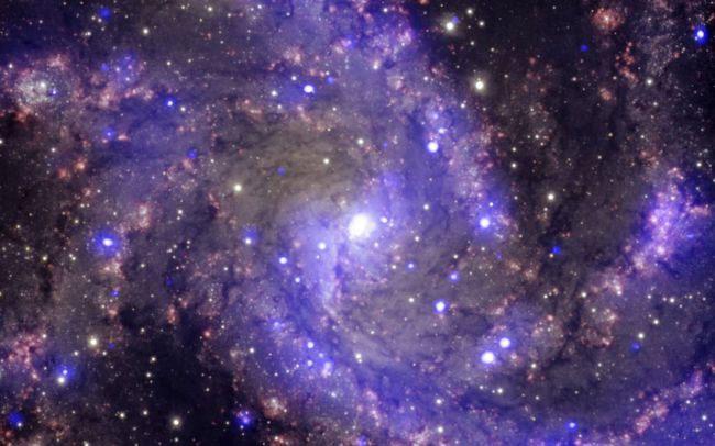 Vật chất tối vẫn là một cấu trúc chưa được xác thực.