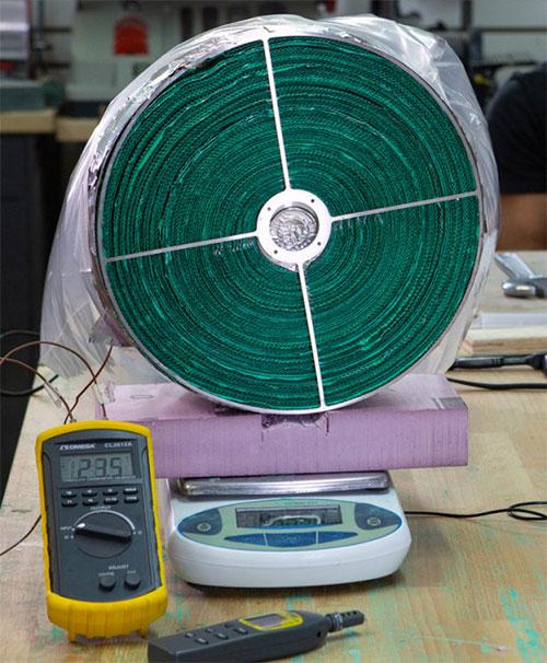 Vật liệu này sẽ giúp lấy nước từ không khí hiệu quả.