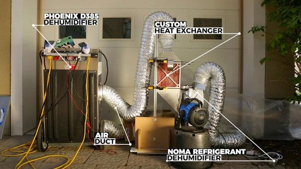 ROS-037 giúp hệ thống HVAC tiết kiệm năng lượng.