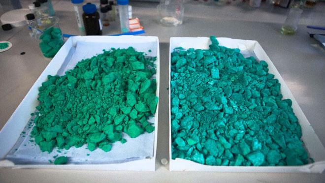 Vật liệu mới này có cấu trúc tương tự bọt biển.