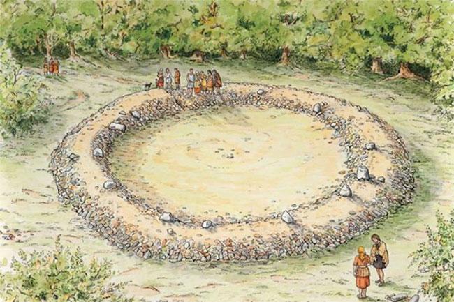Giới khoa học chưa rõ chính xác mục đích sử dụng của vòng tròn đá cổ xưa