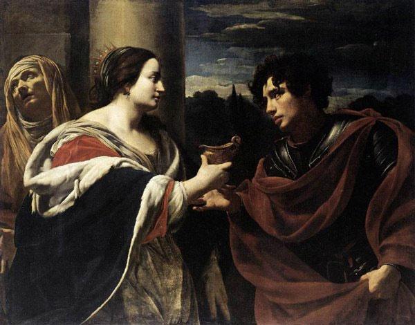 Giulia đã bán thuốc độc dưới dạng mỹ phẩm và thuốc mỡ cho các chị em muốn ly hôn