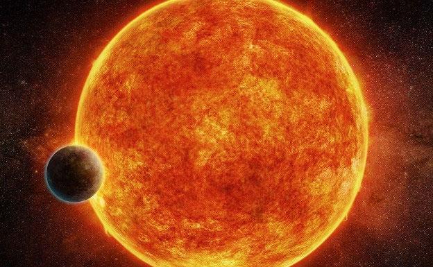 Sao Thủy di chuyển phía trước Mặt trời là hiện tượng hiếm gặp trong vũ trụ.