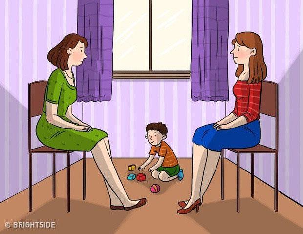 Bài test IQ: Ai là mẹ?