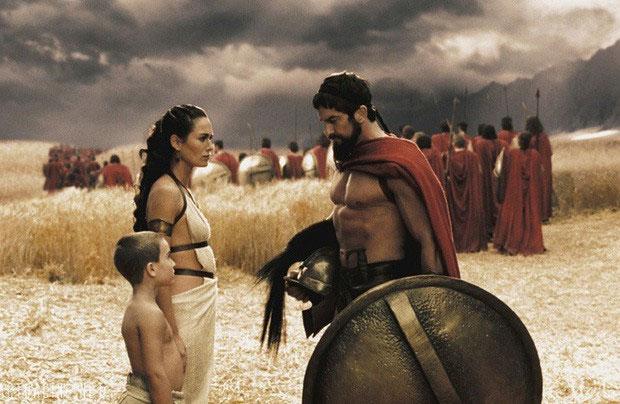 Những chiến binh Spartan còn đông hơn con số 300.