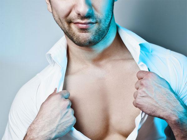 Độ dài của tóc và bộ râu có ảnh hưởng rất lớn tới vẻ ngoài của nam giới.