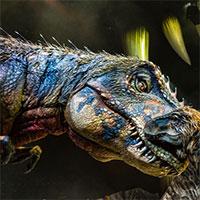 Khi Trái đất nằm ở nửa bên kia của Dải Ngân hà, khủng long vẫn đang thống trị mặt đất và bầu trời