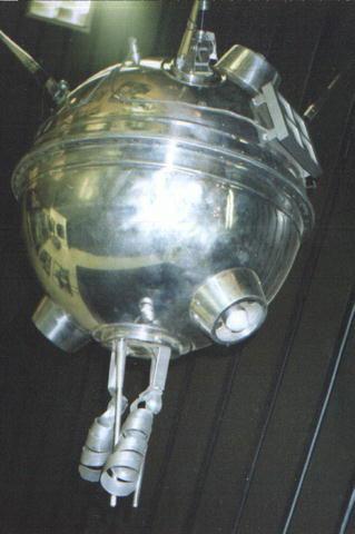 Tàu Luna 1 của Liên Xô cuối cùng lại bay vòng quanh Mặt trời.