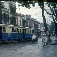 Ảnh màu cực hiếm về Hà Nội năm 1967
