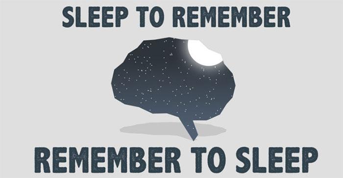 Rút ngắn giấc ngủ không chỉ ảnh hưởng đến sức khoẻ lâu dài mà còn khiến bạn mau quên những kiến thức
