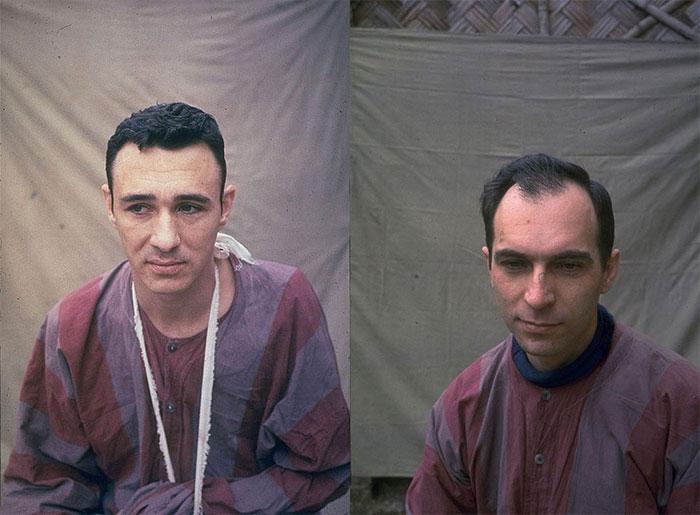 Chân dung hai binh sĩ Mỹ bị bắt ở miền Bắc Việt Nam