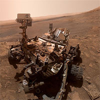 Tàu thám hiểm của NASA phát hiện điểm bất thường về oxy trên sao Hỏa
