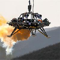 Trung Quốc thử nghiệm thành công trạm đổ bộ sao Hỏa