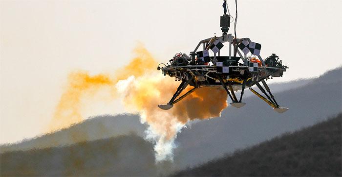 Trạm đổ bộ sao Hỏa