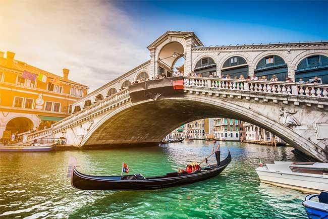 Venice có nghĩa là tình yêu