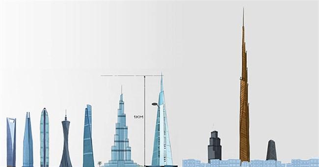 Những tòa nhà trọc trời - điều viển vông đang trở thành hiện thực!