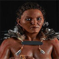 """Bí mật động trời hài cốt nữ """"pháp sư"""" 7.000 năm tuổi"""
