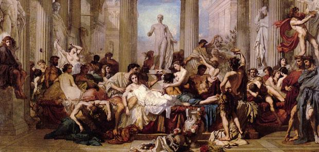 Đế quốc này đã tạo ra nhiều thành tựu huy hoàng về triết học, kiến trúc, y tế, quân sự, luật pháp...