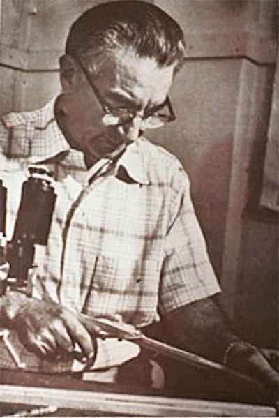 Edmund Schulman.