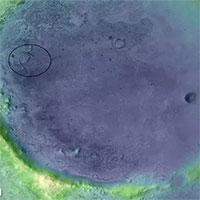 Phát hiện ốc đảo nghi có hóa thạch sinh vật ngoài hành tinh