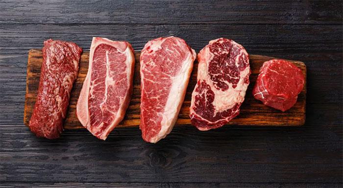 Ăn nhiều thịt bò sẽ lợi bất cập hại.