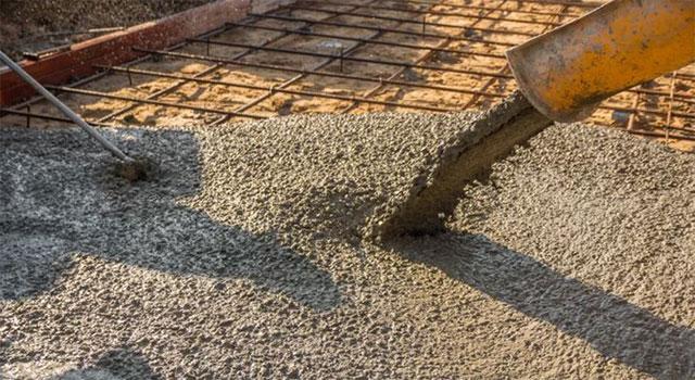Vật liệu làm bê tông xây dựng